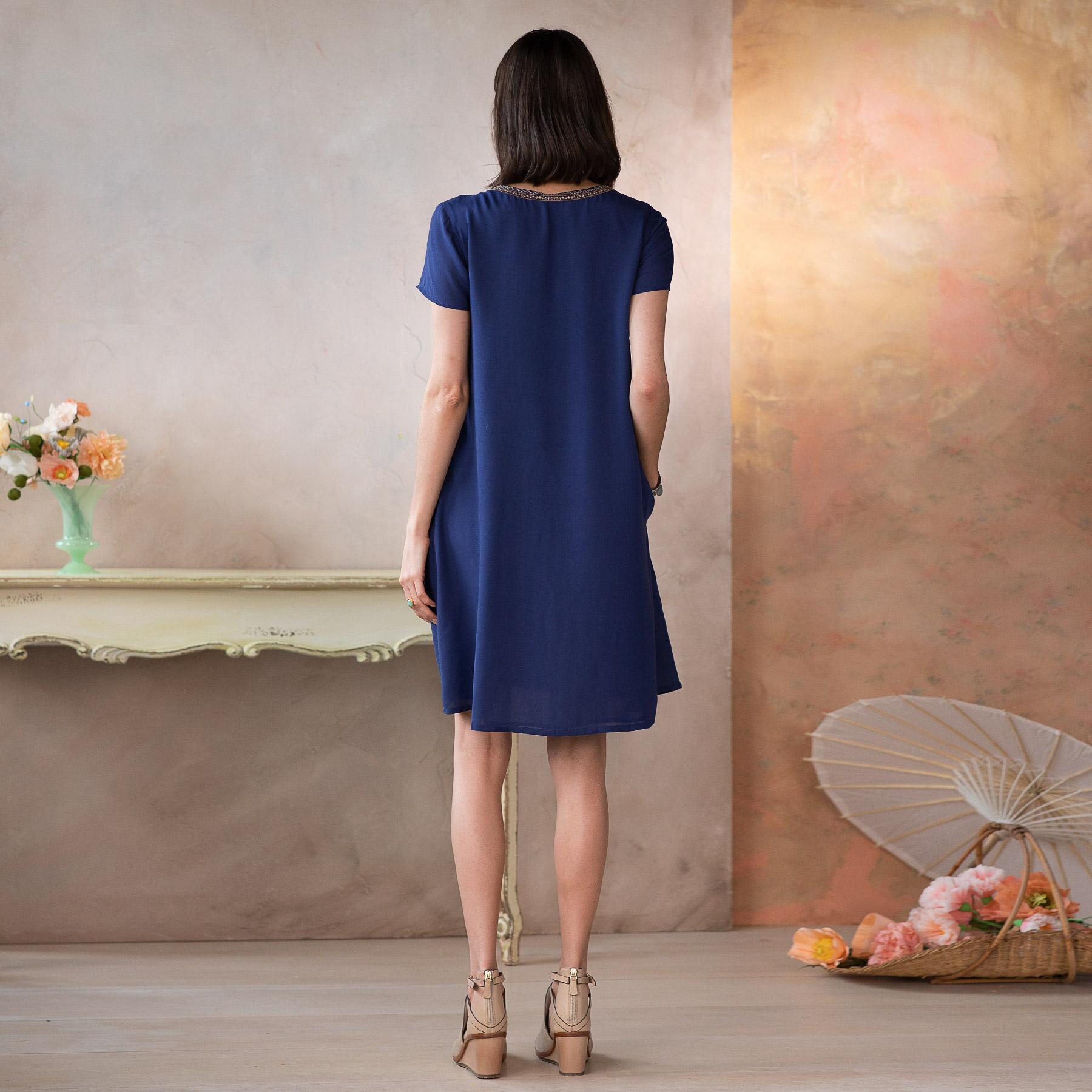 VENEZIA DRESS: View 2