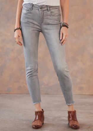 FLORENCE CROP JEANS