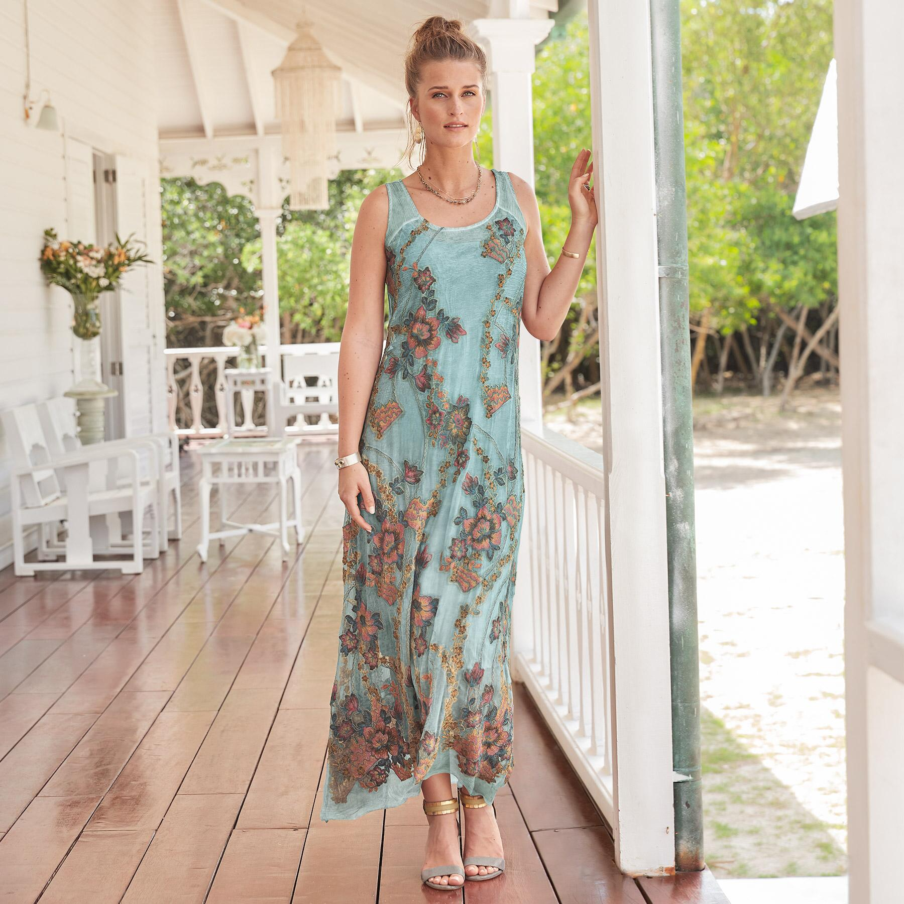 CAROLINA BREEZE DRESS: View 1
