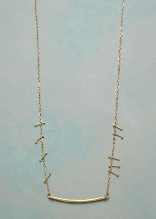BALANCE & SWAY NECKLACE