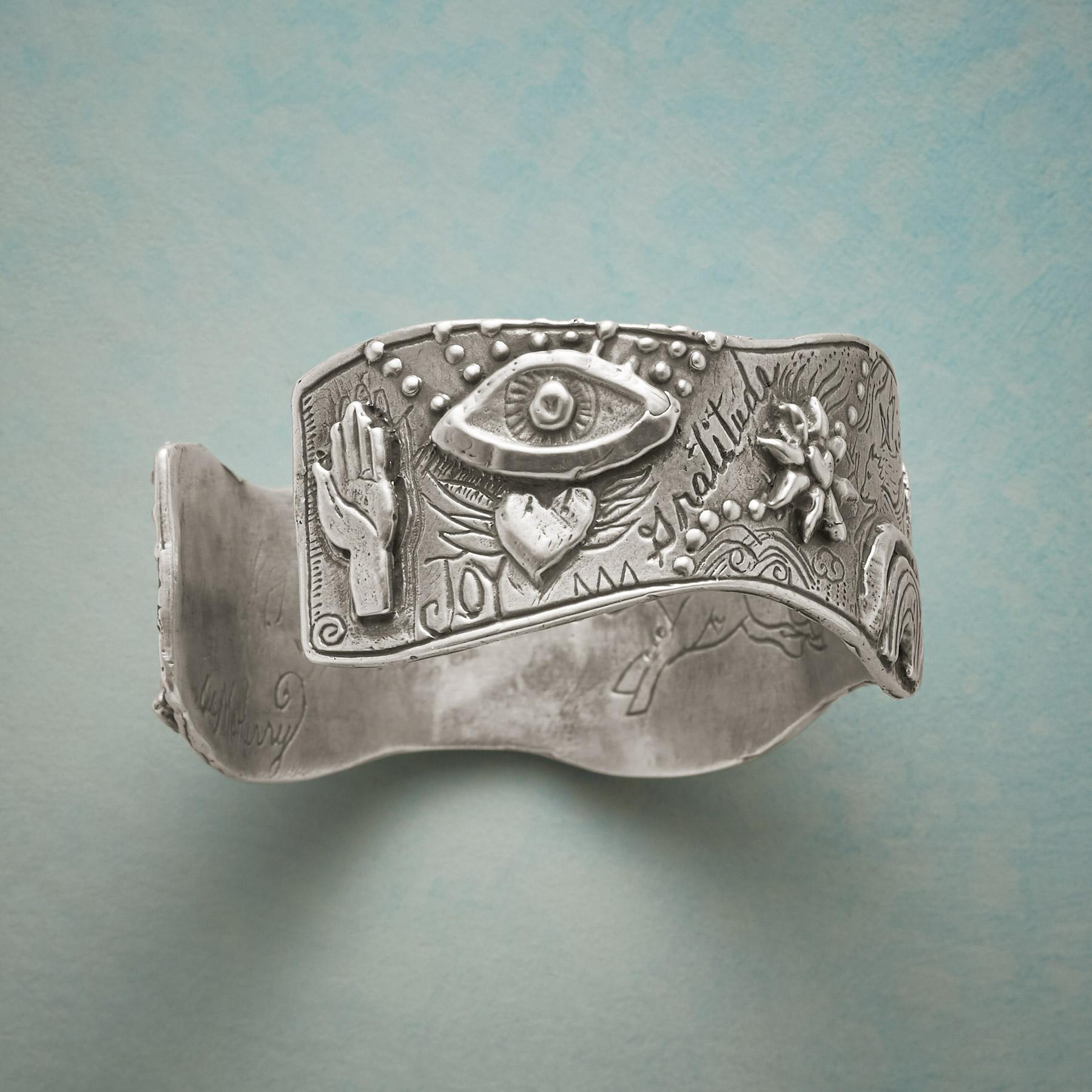 MYSTIC NIGHTS DIAMOND CUFF: View 3