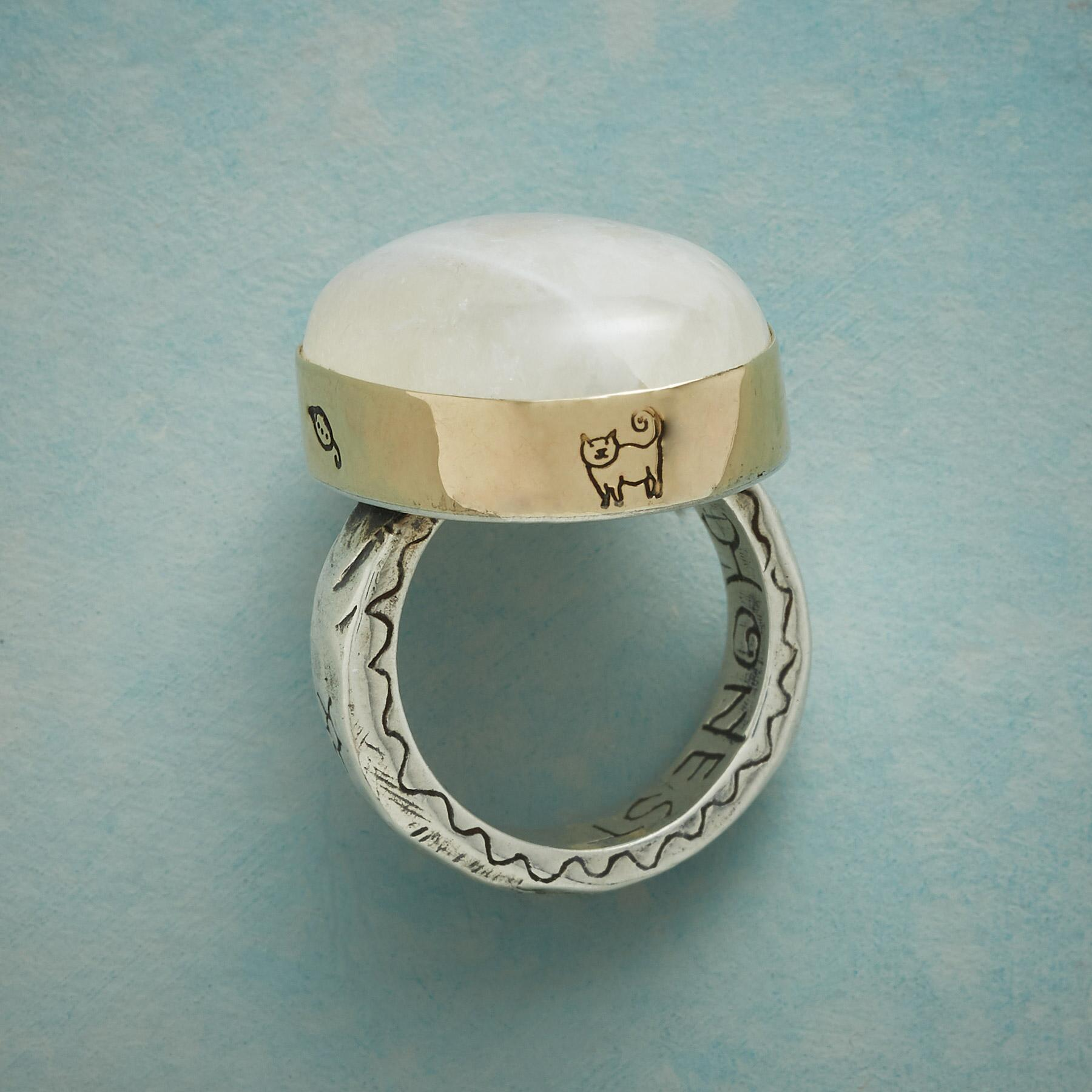SWEET HONESTY RING: View 2