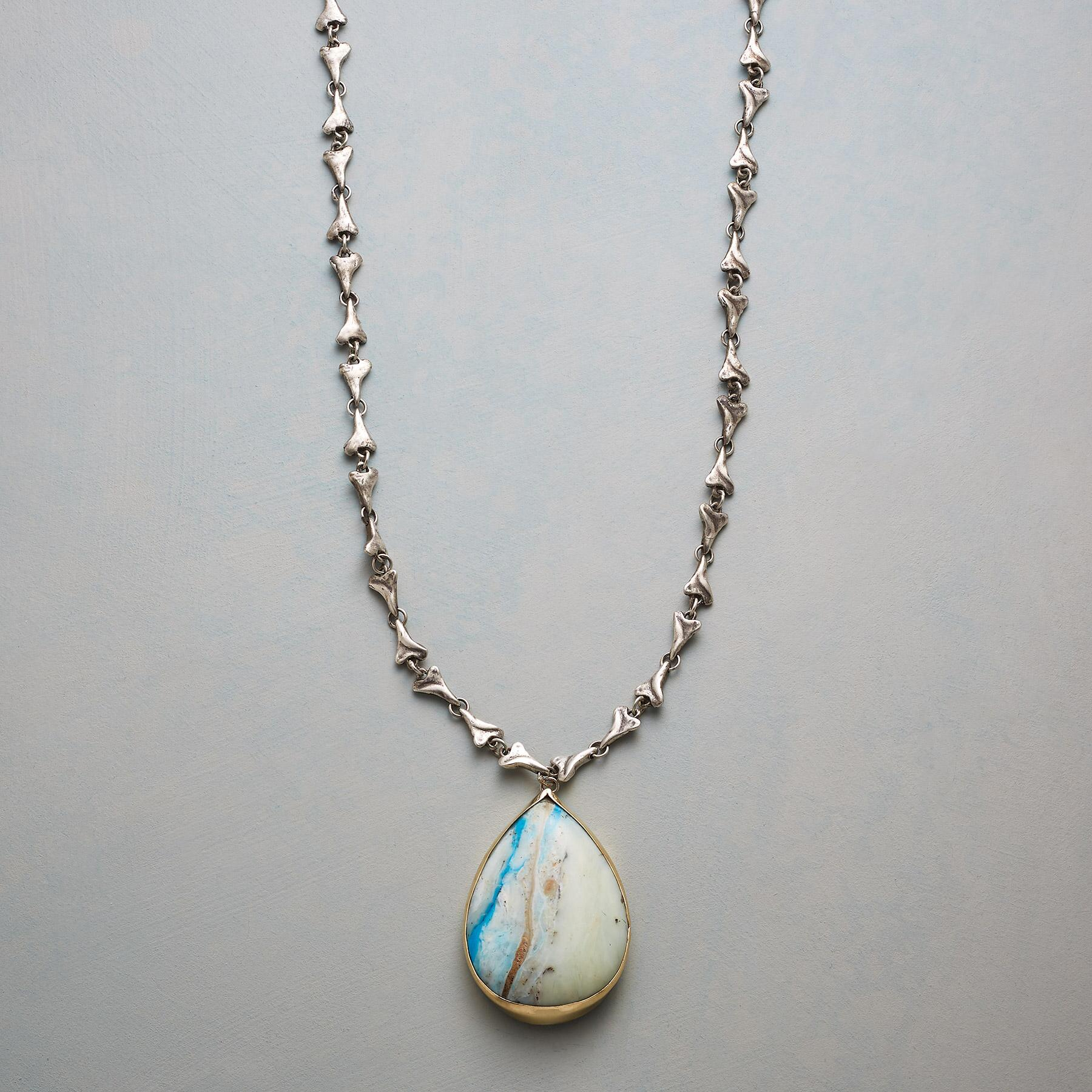 LIFE OF LOVE NECKLACE: View 1