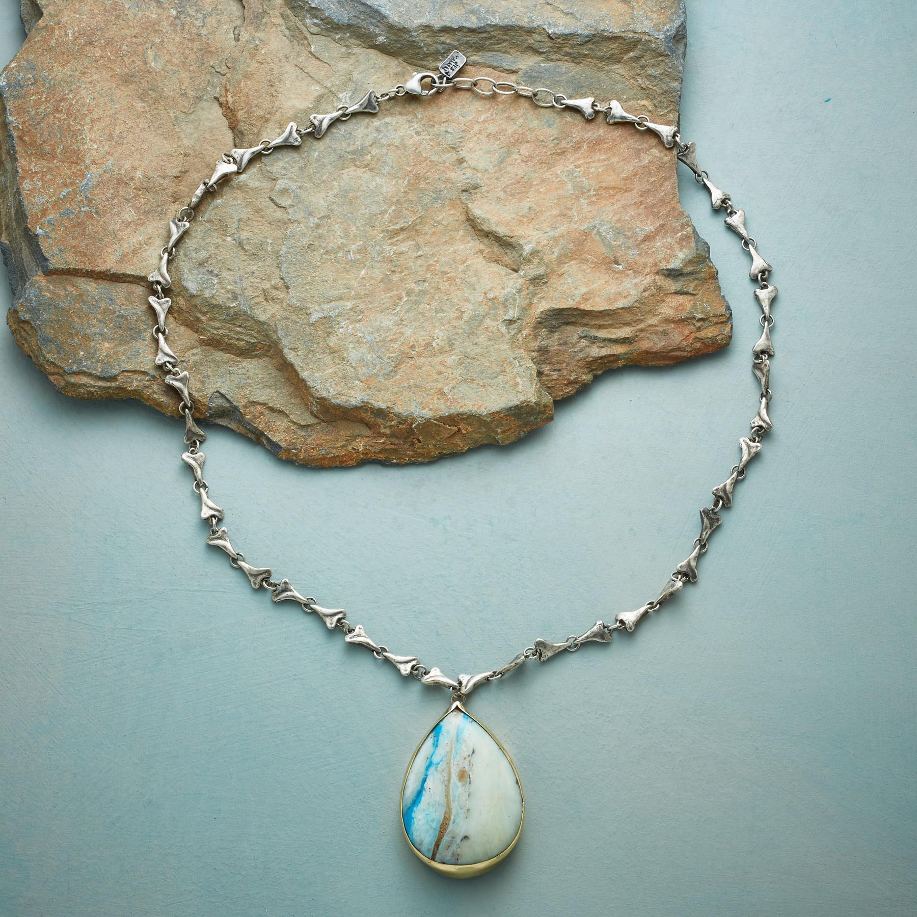 LIFE OF LOVE NECKLACE: View 2