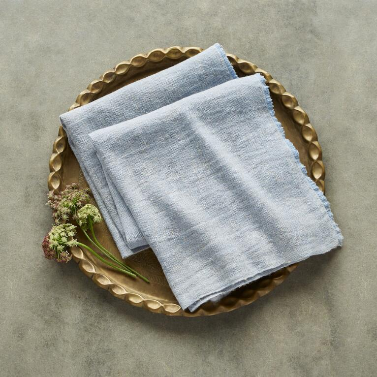 NATURAL FIBERS THROW