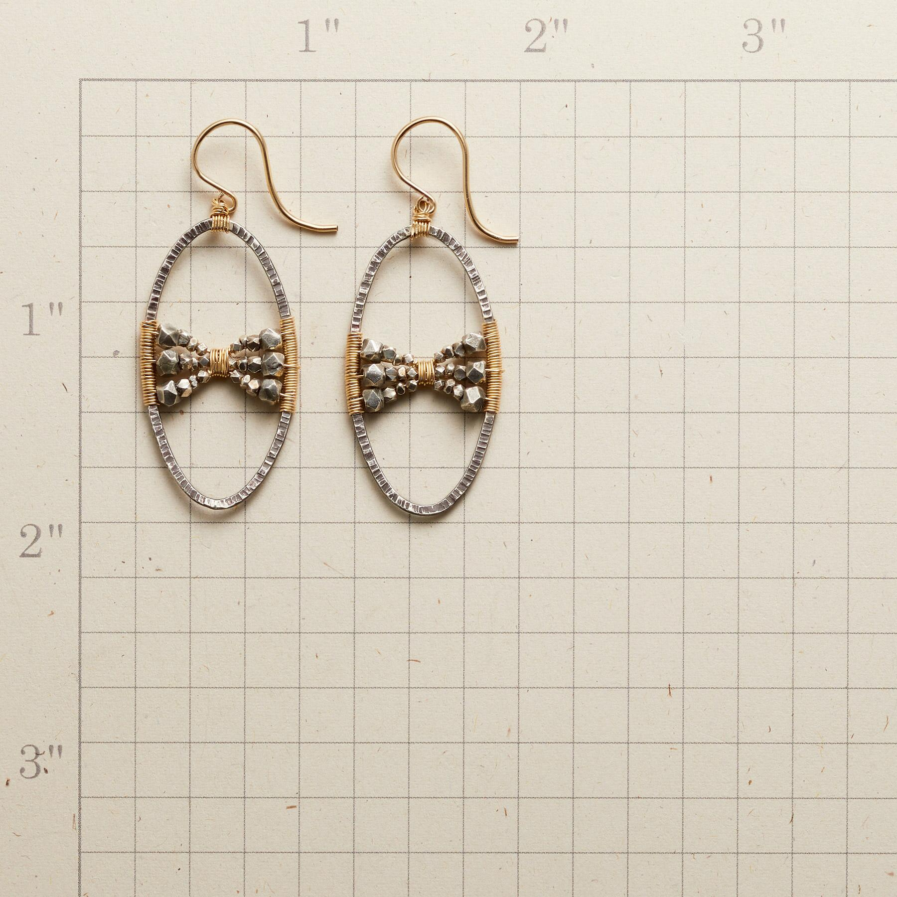 LA MARIPOSA EARRINGS: View 2