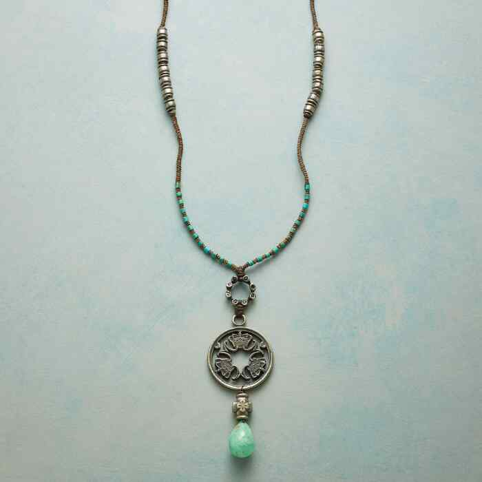 LOVED AND CHERISHED NECKLACE