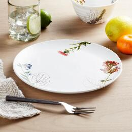 GARDEN BLOOMS DINNER PLATE