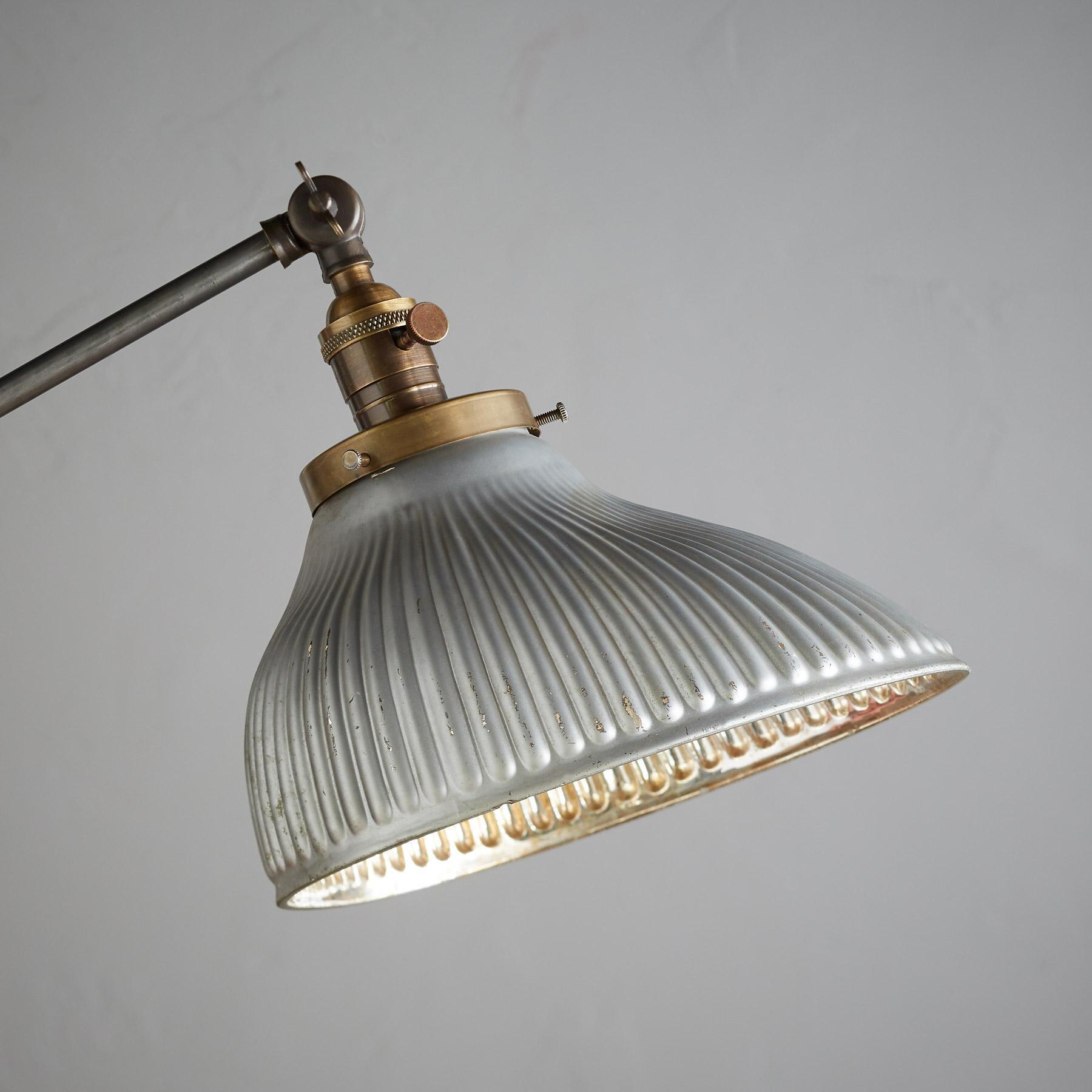 SILVER RUSH FLOOR LAMP: View 2