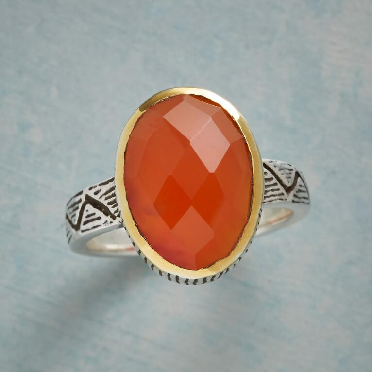 CITRUS SUNRISE RING