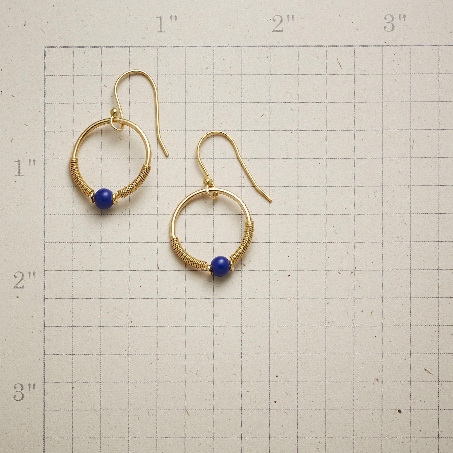 LOOP DE LAPIS EARRINGS: View 2