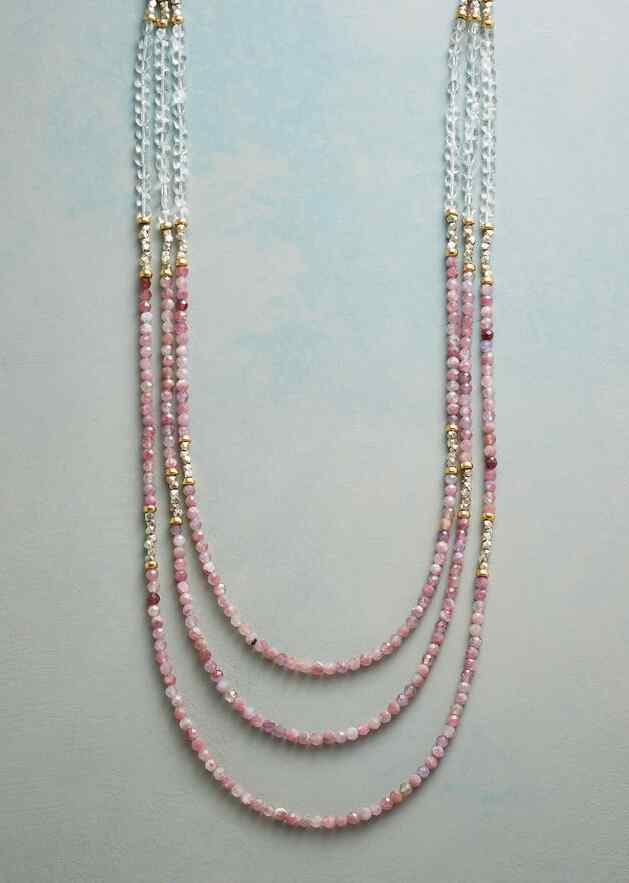 HEART STRINGS NECKLACE