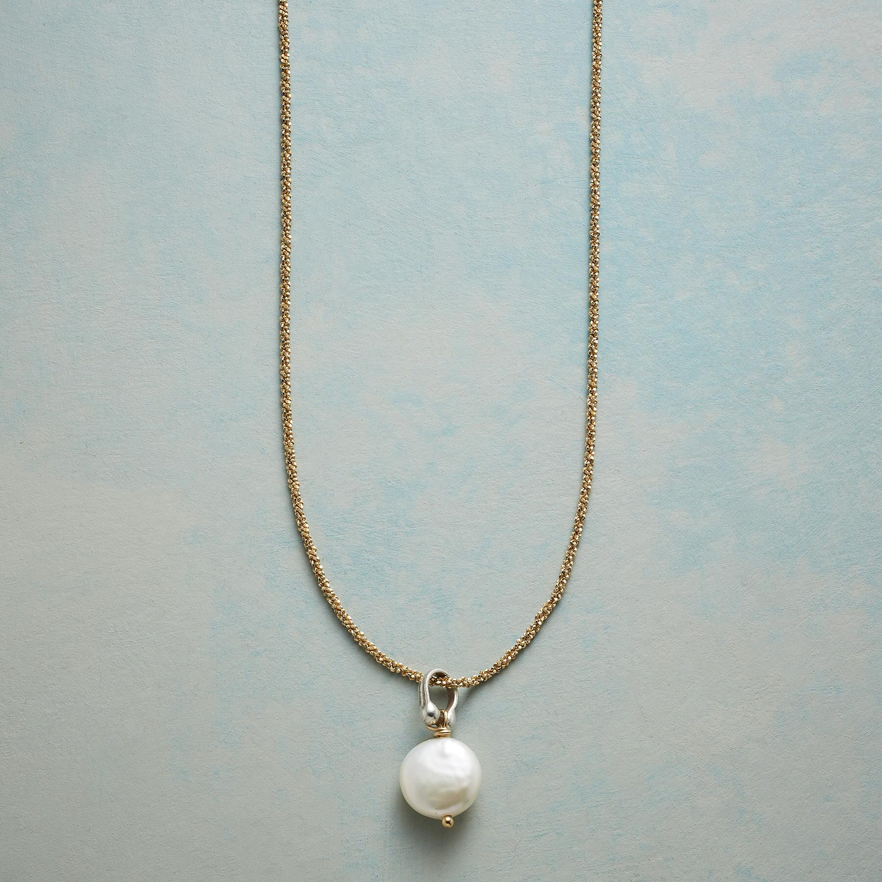 LUMINANCE PEARL NECKLACE: View 1
