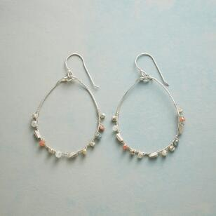 TEARDROP TREASURES EARRINGS