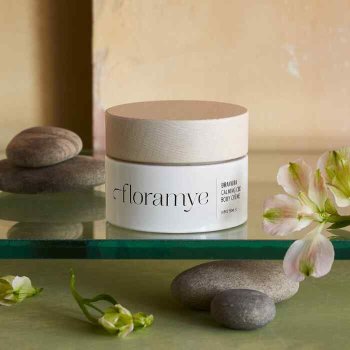 CALMING CBD BODY CREAM