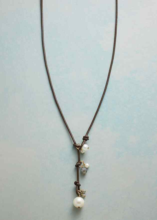 WILLOW BUD NECKLACE