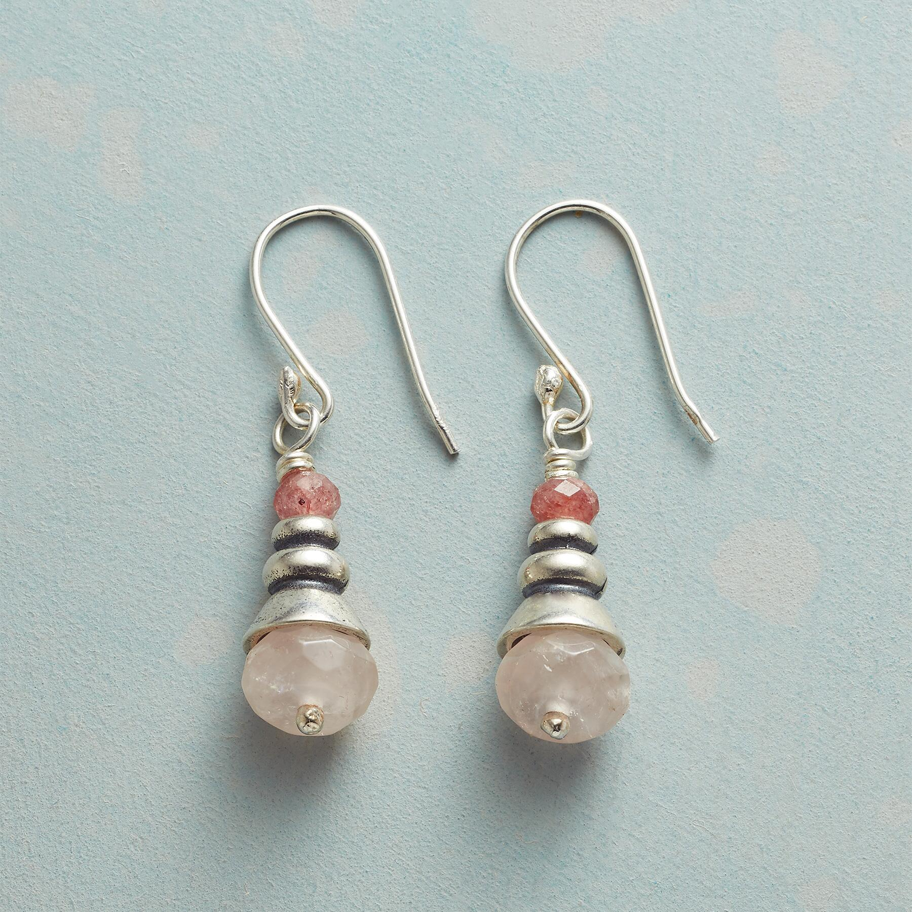 STRAWBERRY PATCH EARRINGS: View 1