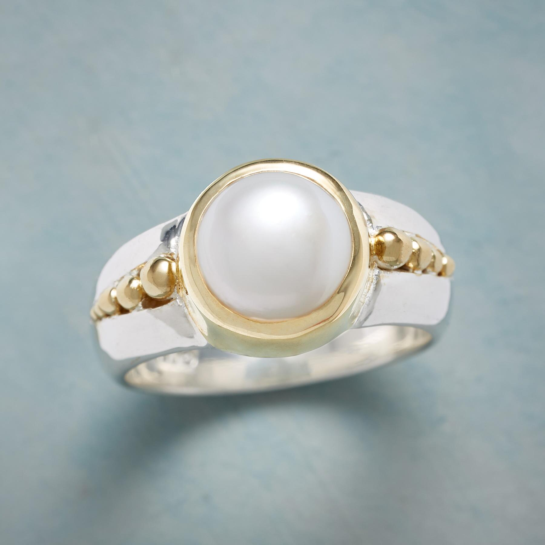 PEARL OBSERVATORY RING: View 1