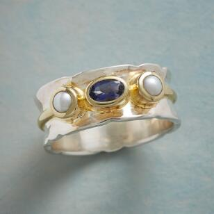 PEARL SENTRY RING
