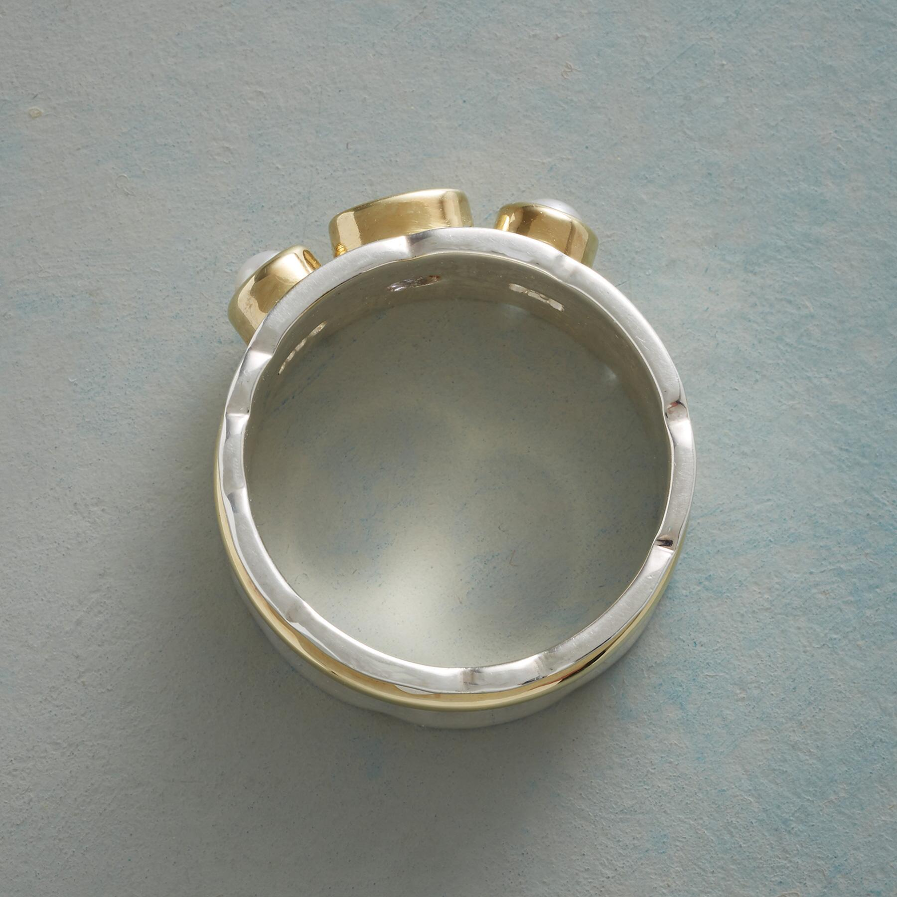 PEARL SENTRY RING: View 2