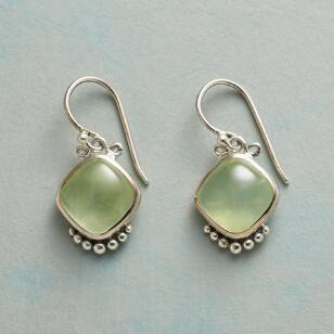 FRESH MINT EARRINGS