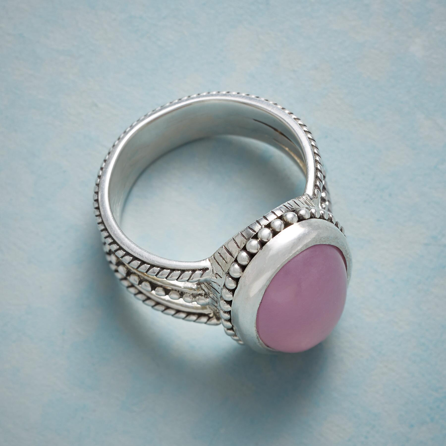 LOVE OF LAVENDER RING: View 2