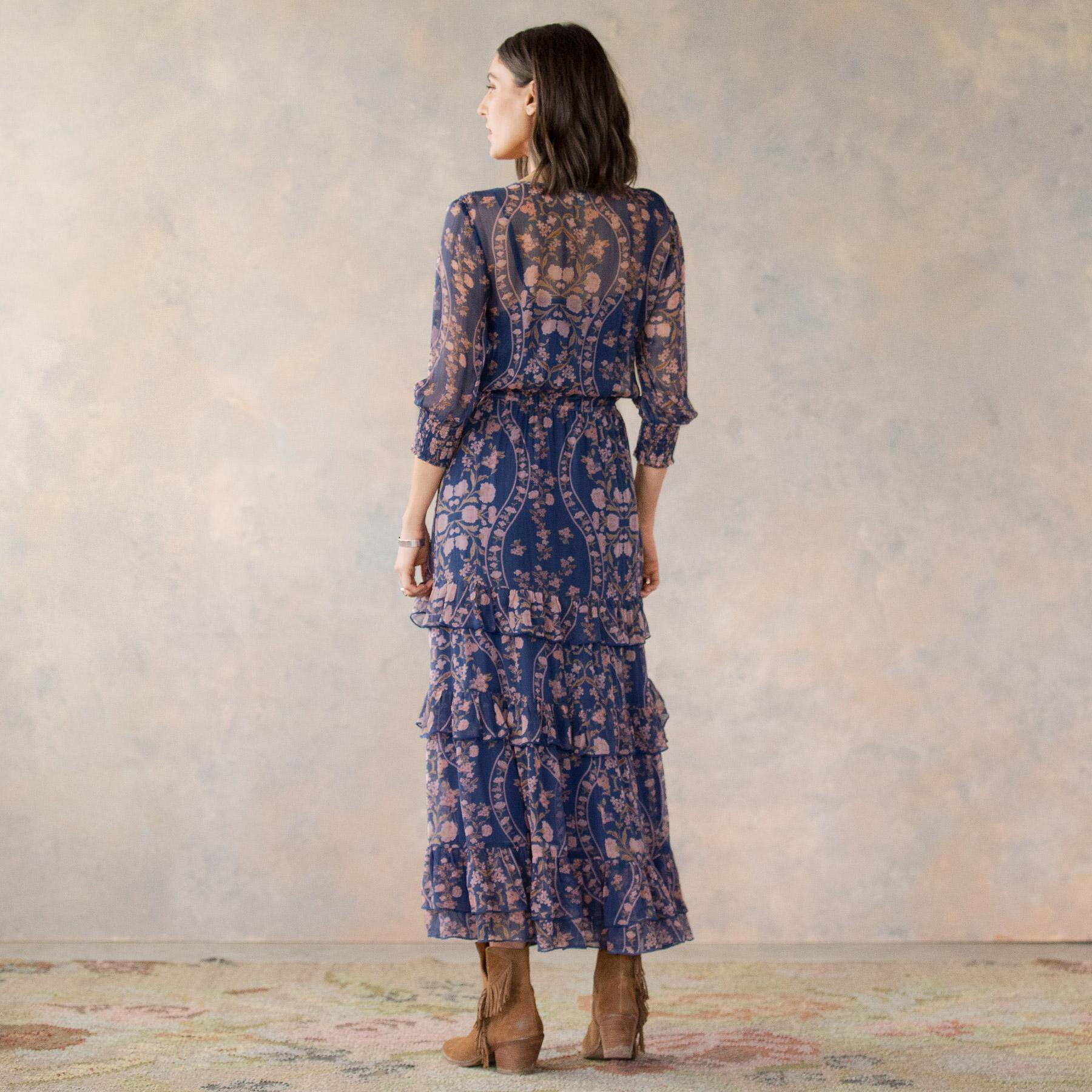 SPIRIT OF THE DREAMER DRESS - PETITES: View 4