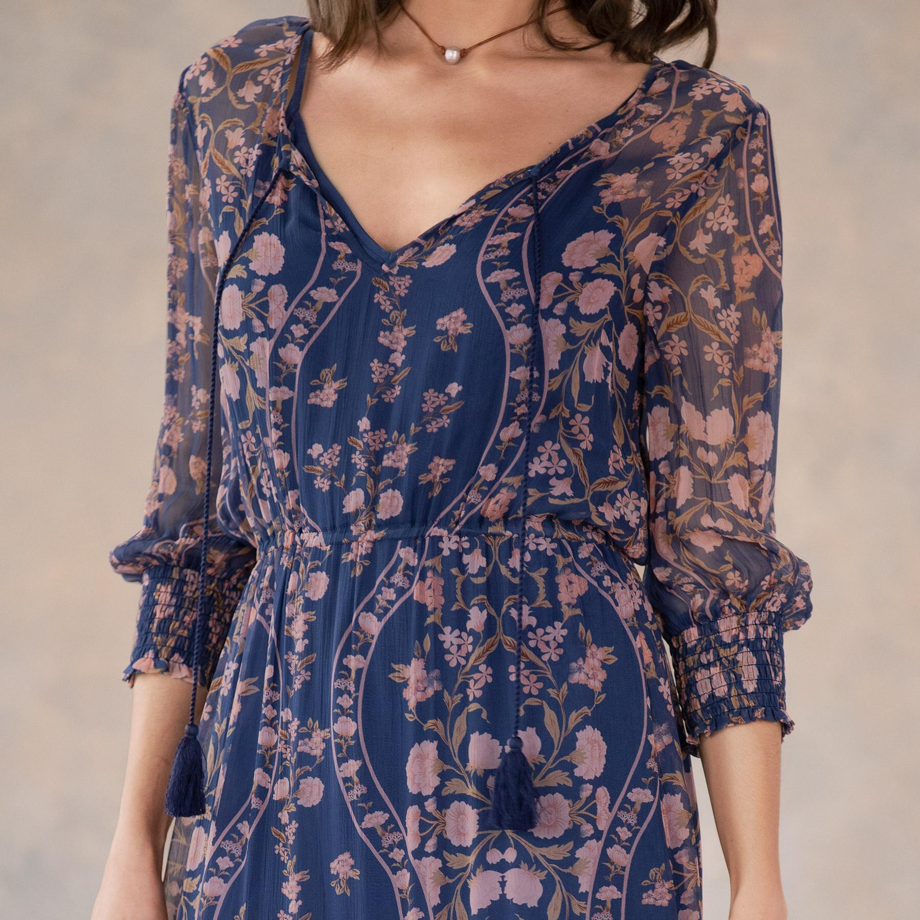 SPIRIT OF THE DREAMER DRESS - PETITES: View 5