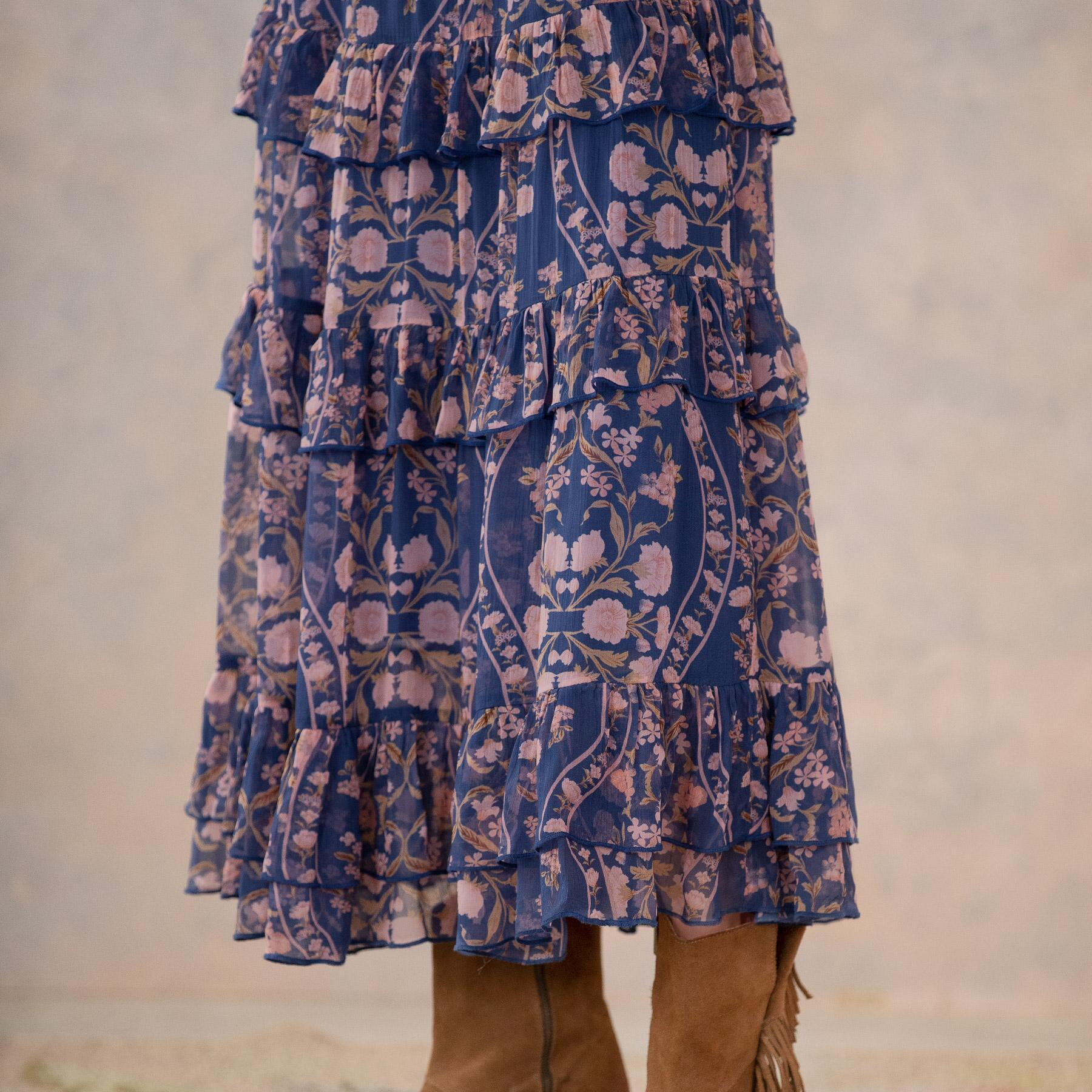 SPIRIT OF THE DREAMER DRESS - PETITES: View 6