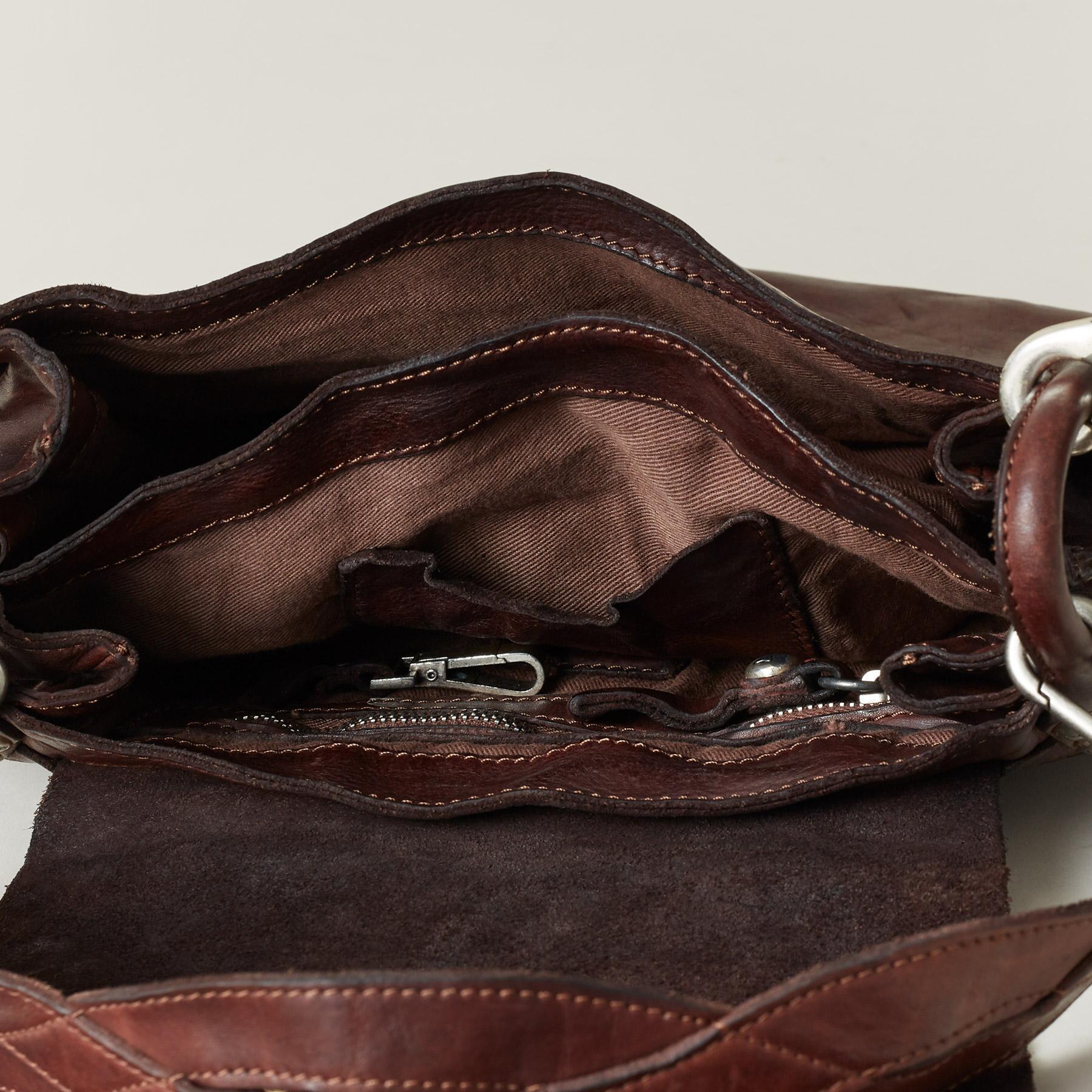 OROSEI MULTI STUDS SHOULDER BAG: View 3