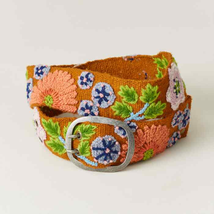 OAXACAN BLOOM BELT