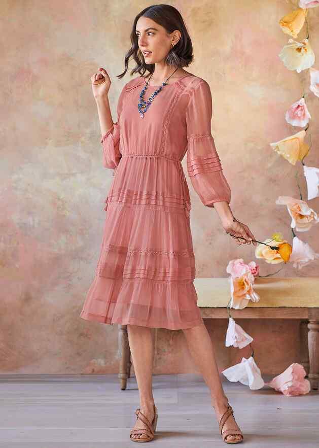 ROSALIE DRESS - PETITE