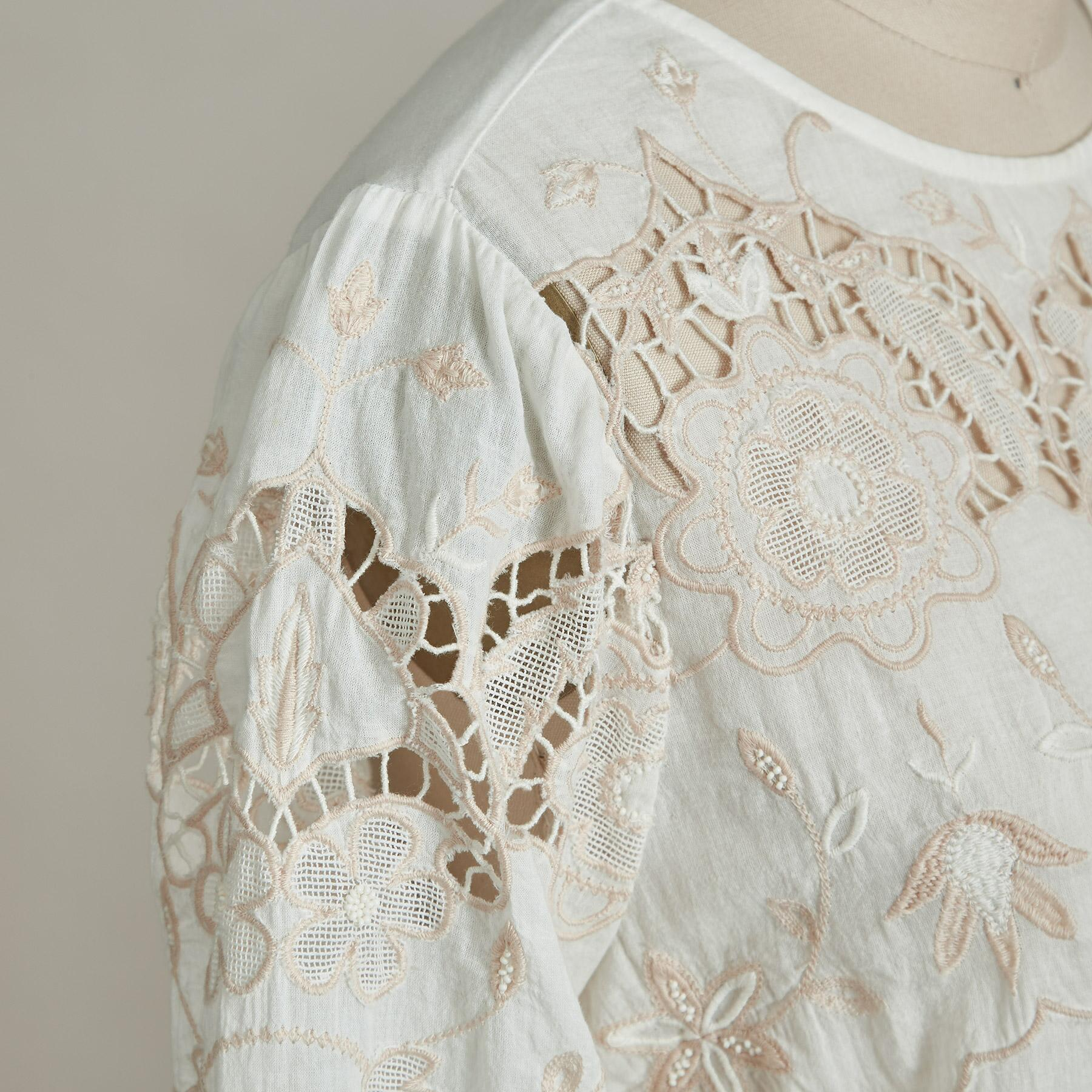 VICTORIAN DELIGHT TOP: View 4