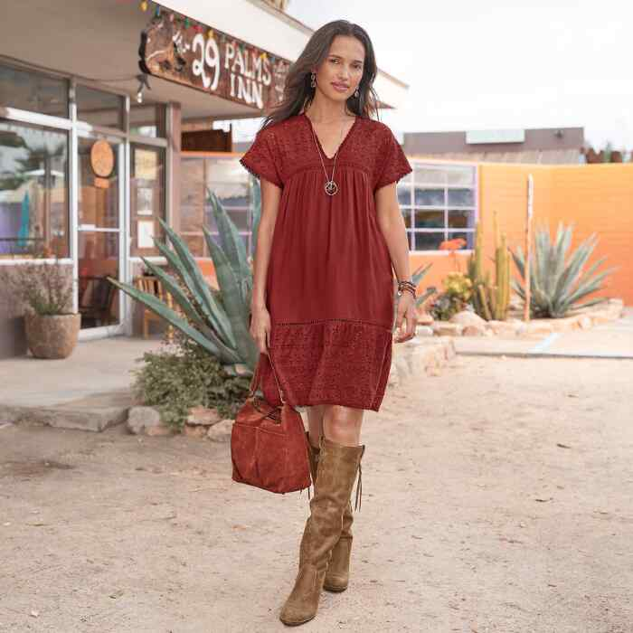 NETTIE DRESS PETITE