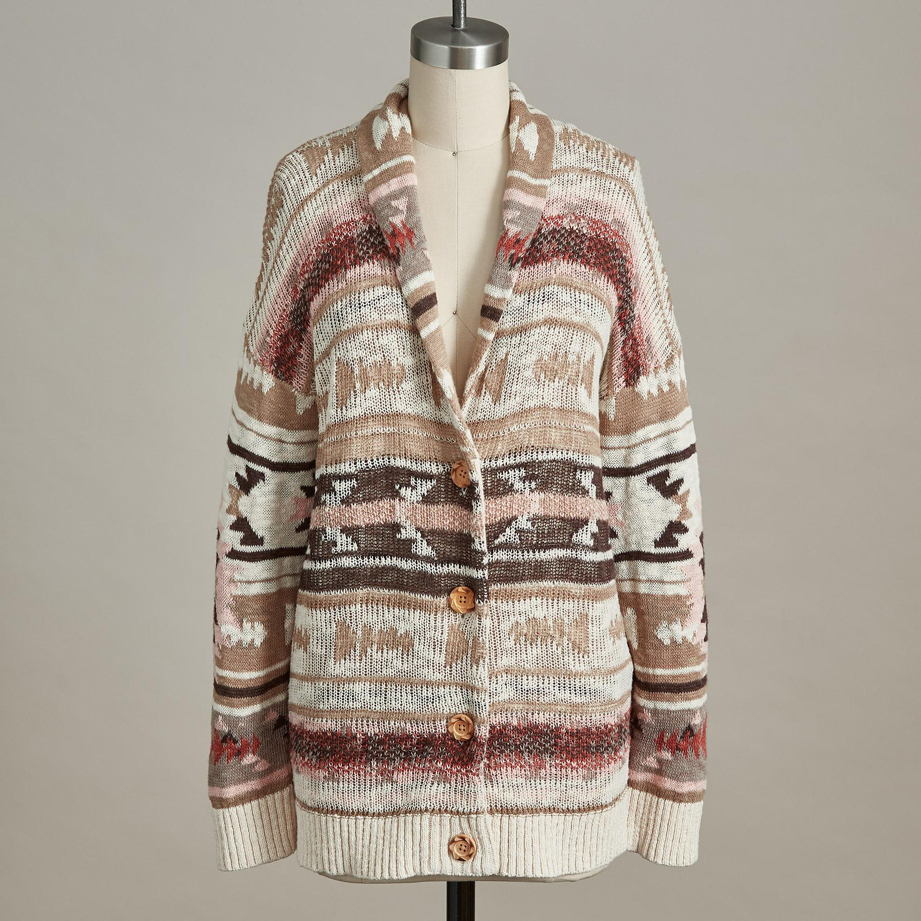 CHENOA CARDIGAN: View 2