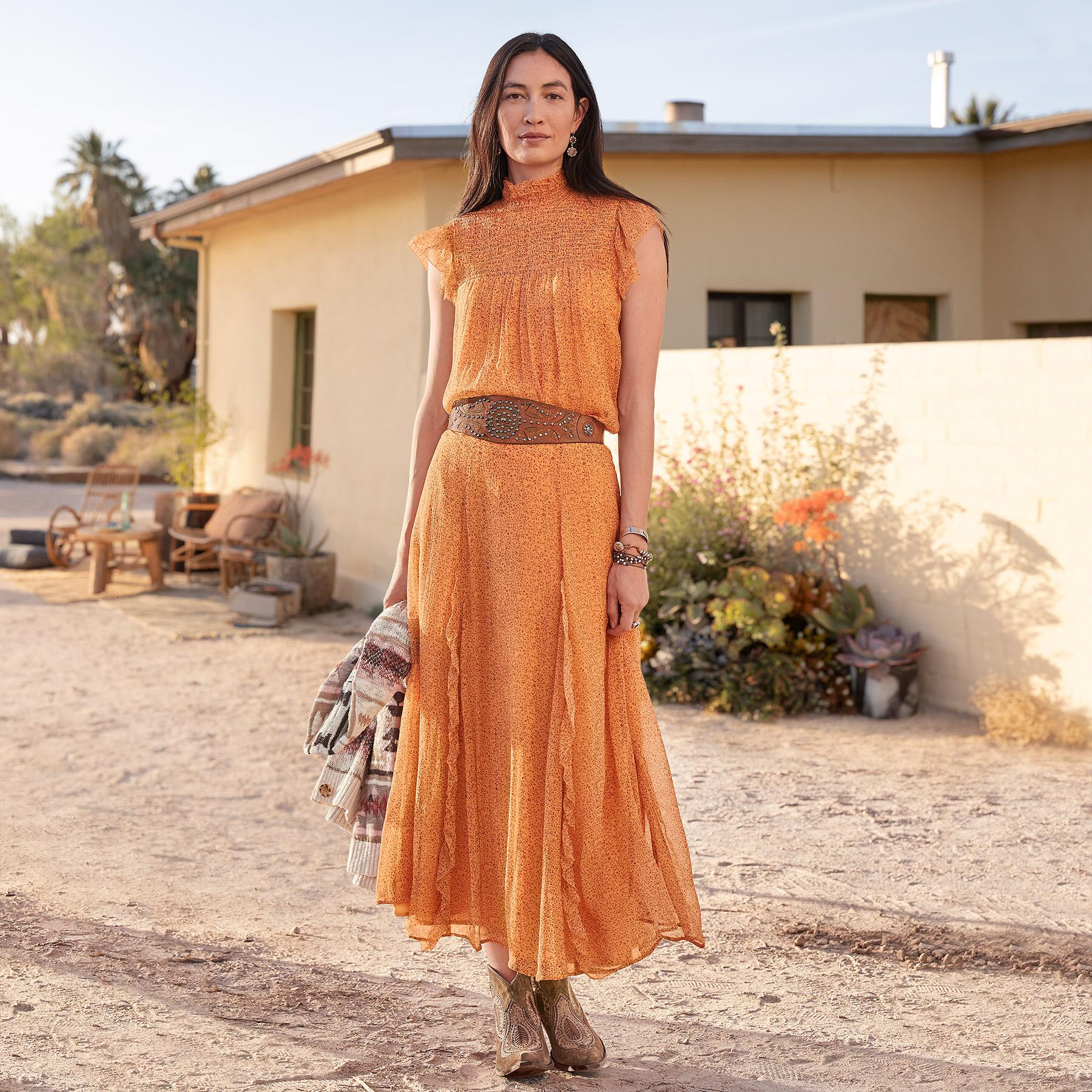VINTAGE DAYS CALLING SKIRT: View 2