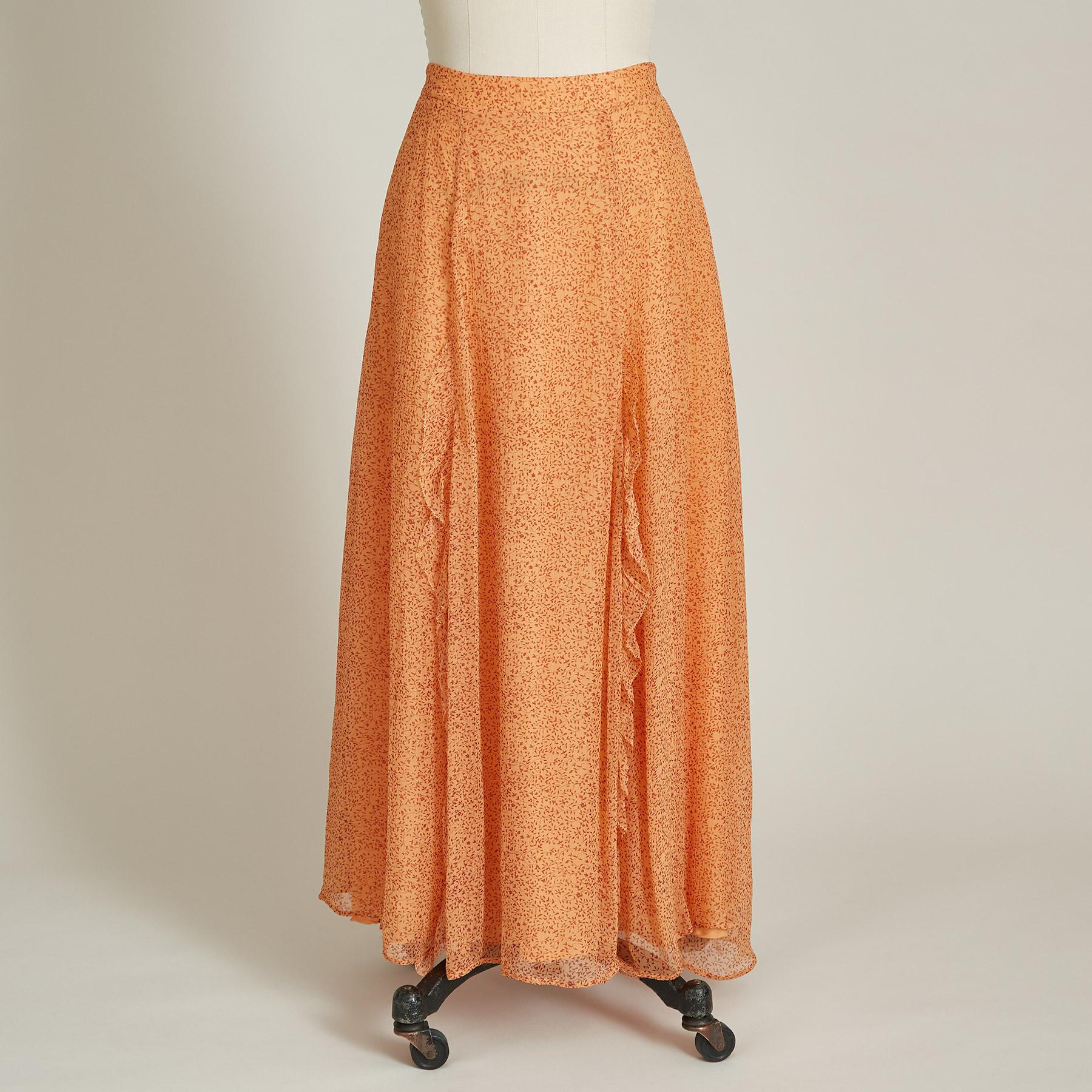 VINTAGE DAYS CALLING SKIRT: View 3