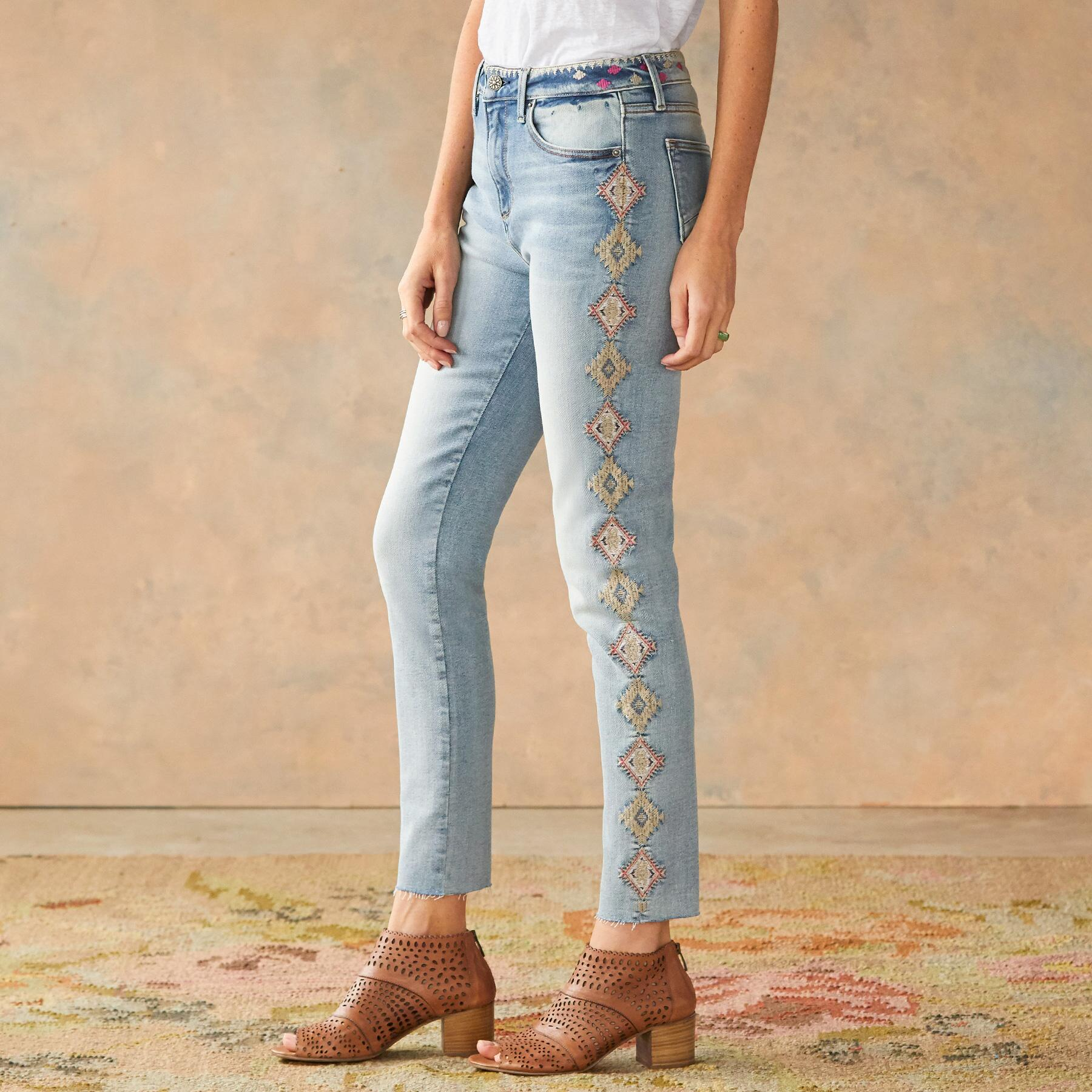 JACKIE CHAMOMILLE JEANS: View 1