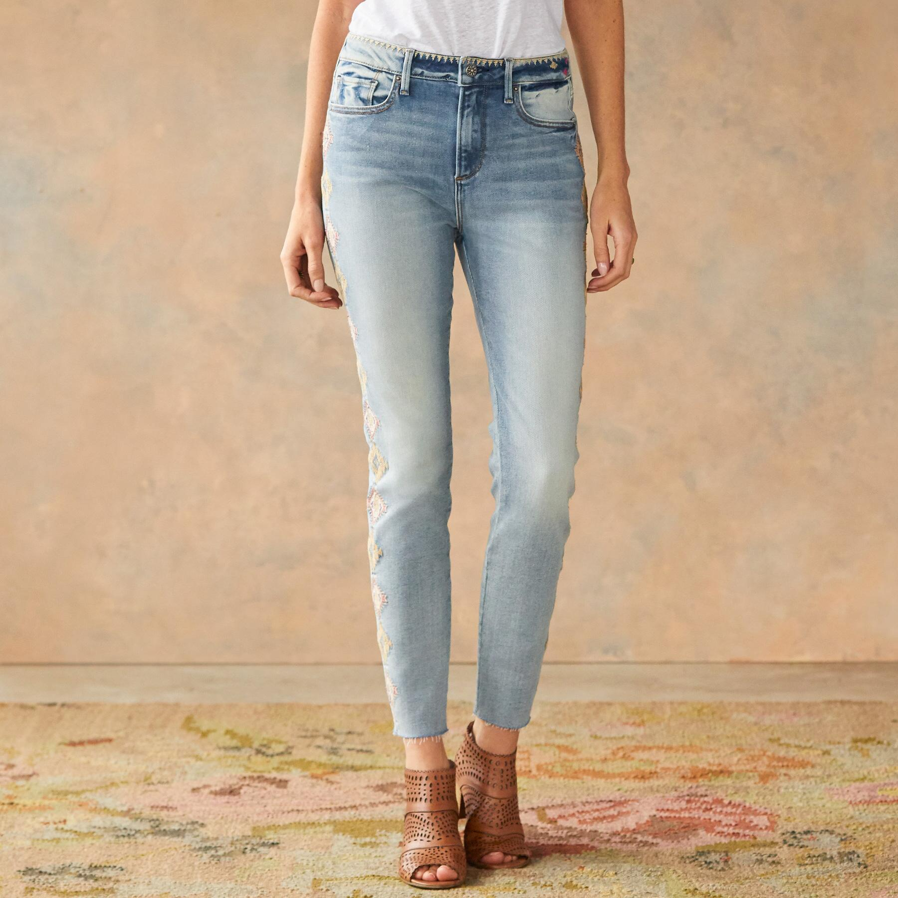 JACKIE CHAMOMILE JEANS: View 2