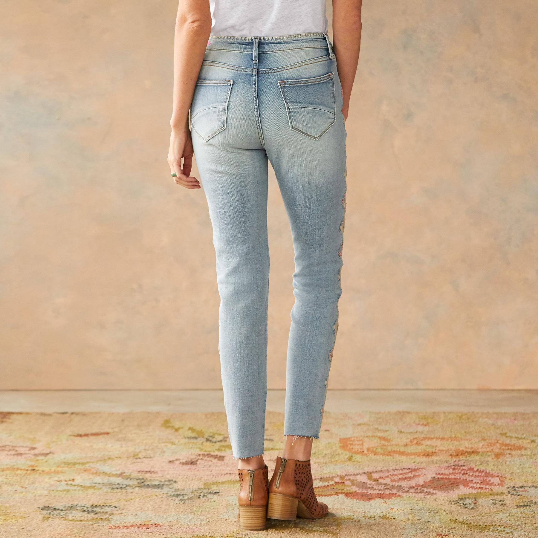 JACKIE CHAMOMILE JEANS: View 3