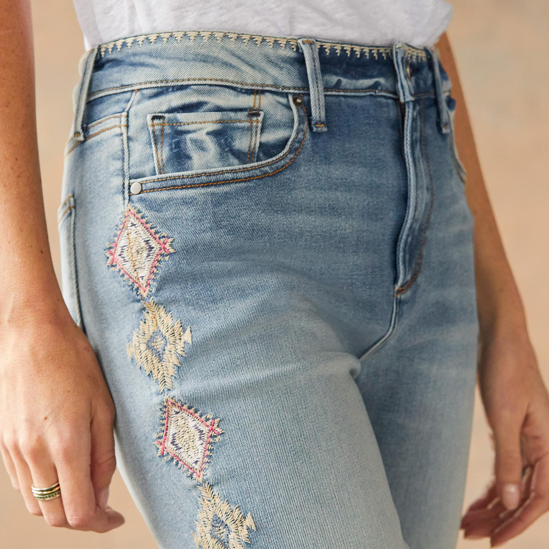 JACKIE CHAMOMILE JEANS: View 4