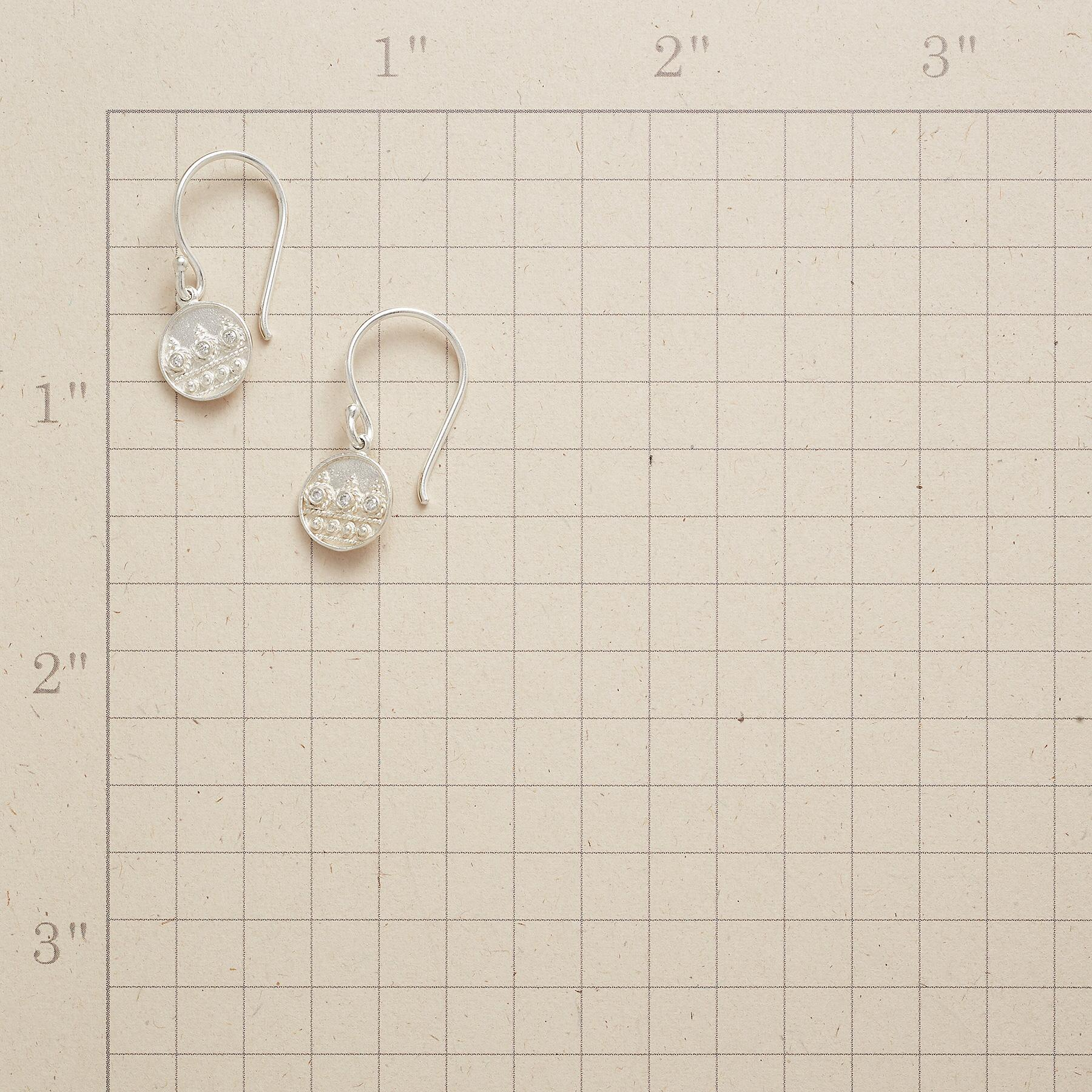 EVERYDAY DIAMOND EARRINGS: View 2