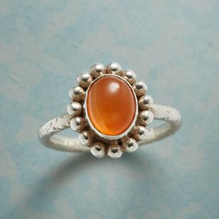 ALL AGLOW RING