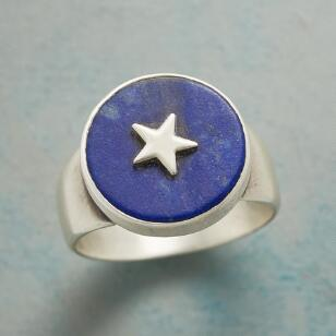 STAR BRIGHT RING