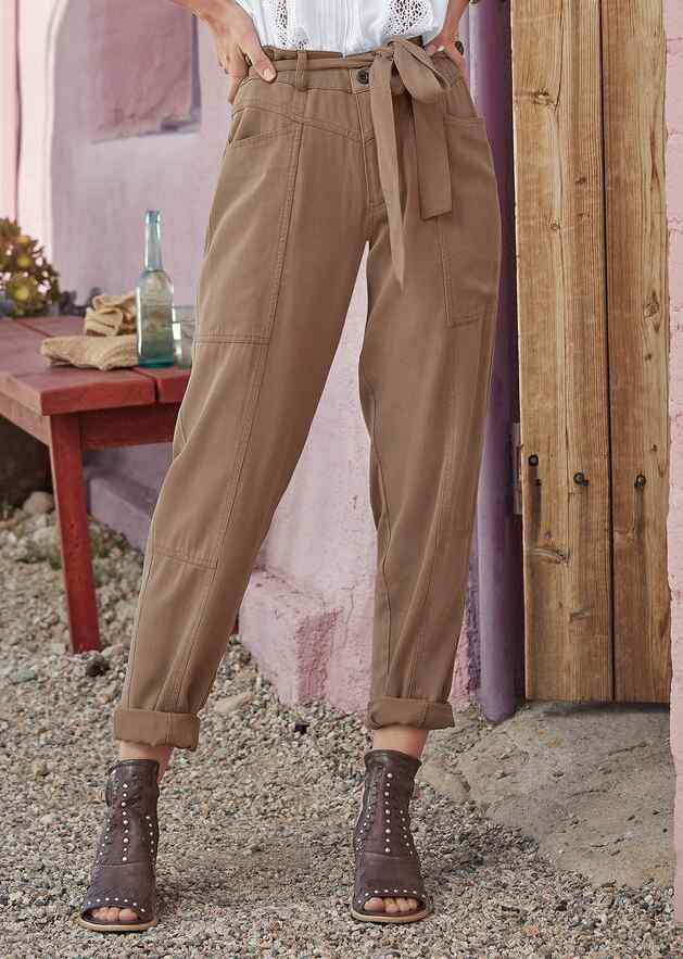 FLUID DAYS PANTS - PETITES