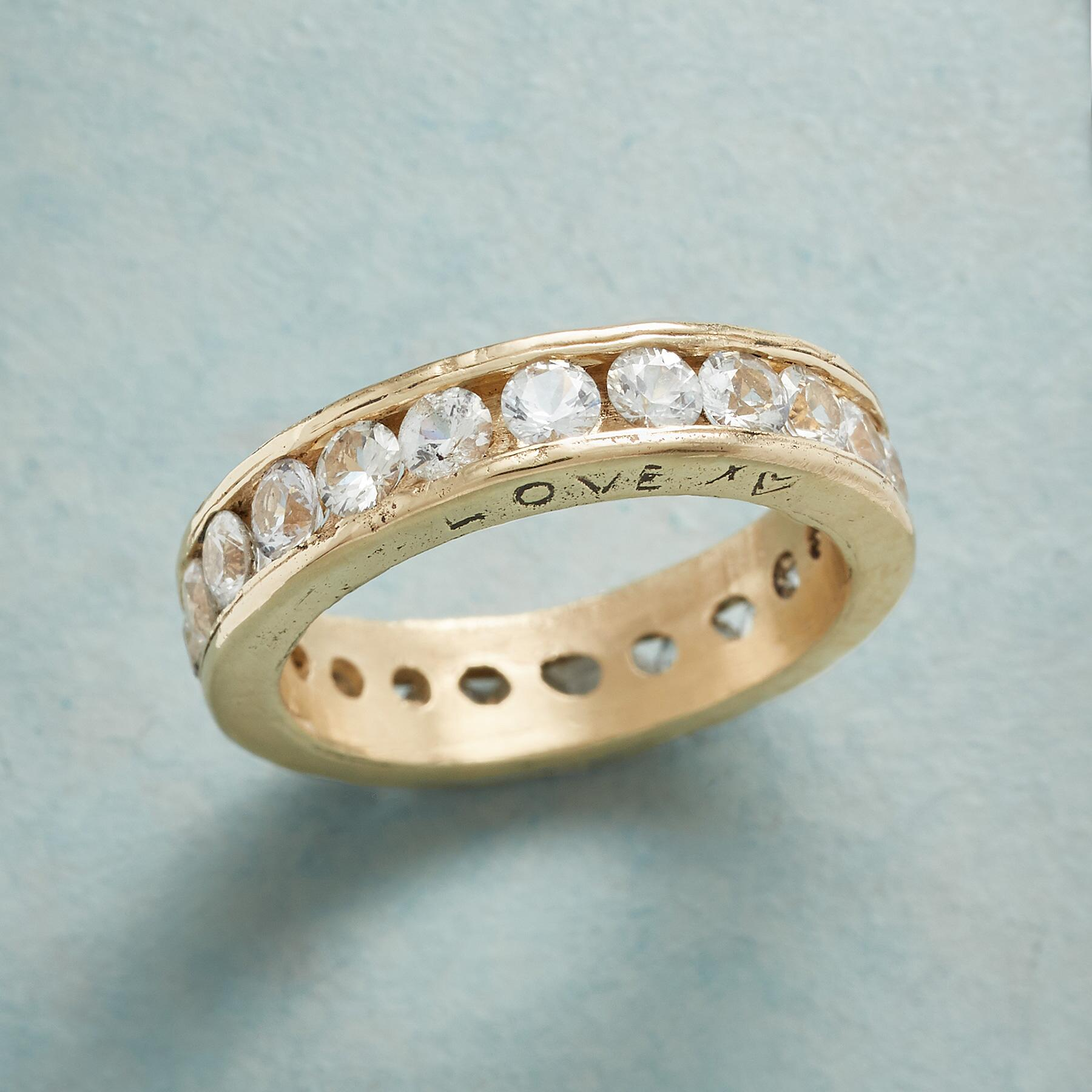 LIGHT OF LOVE RING: View 1