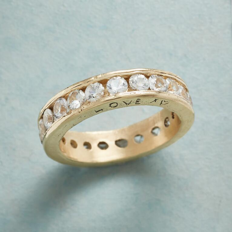 LIGHT OF LOVE RING