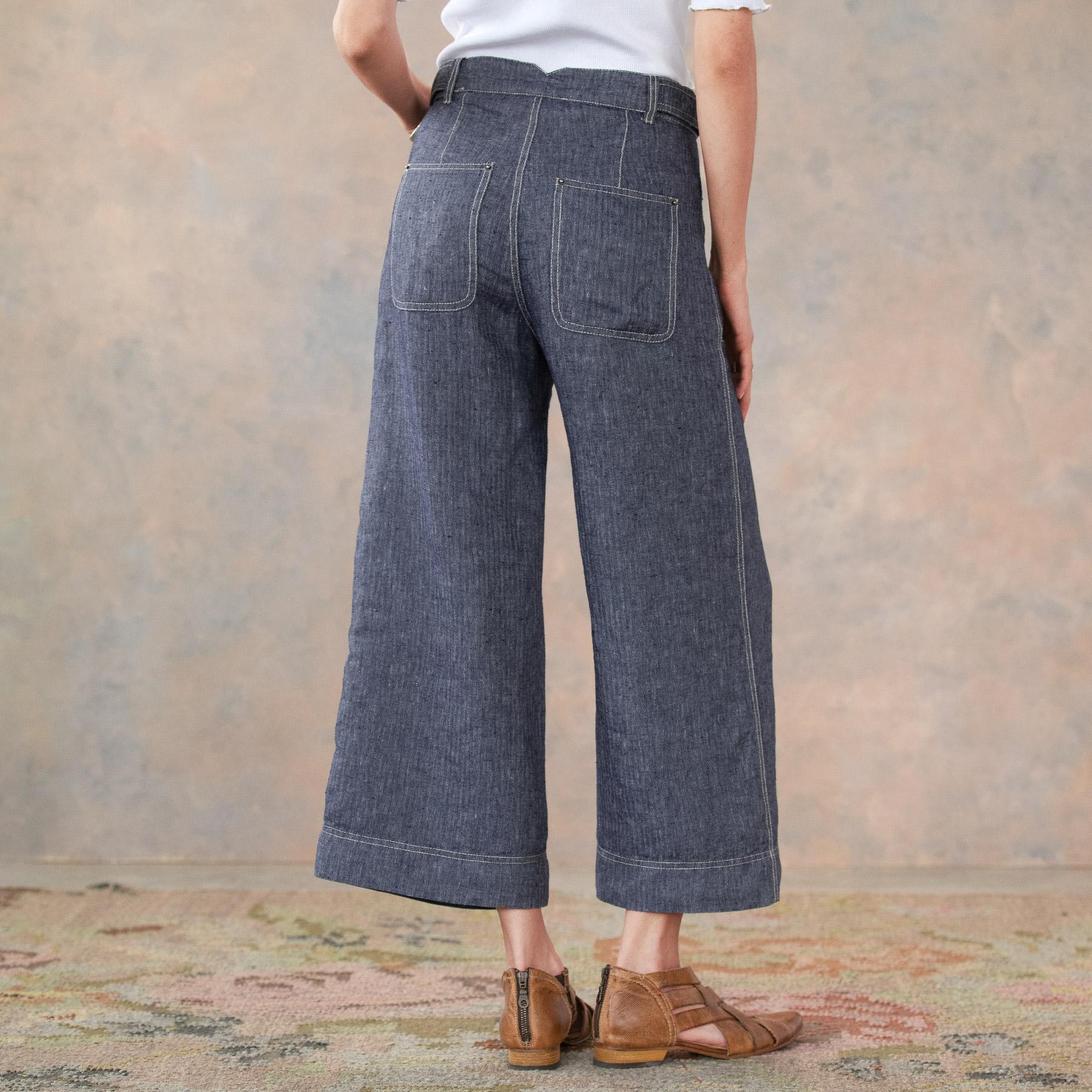 RIVER BANK PANTS: View 3