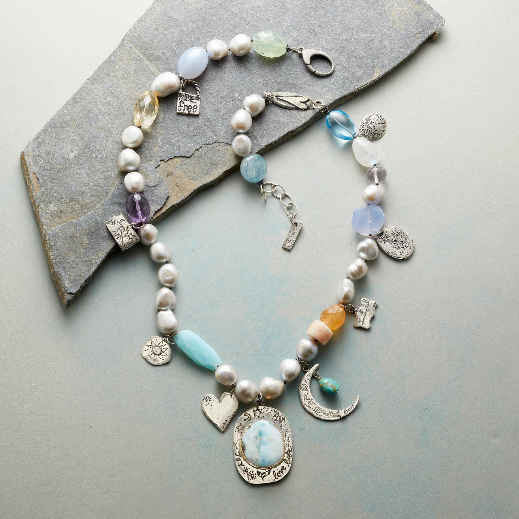 BEAUTIFUL DAYS NECKLACE: View 2