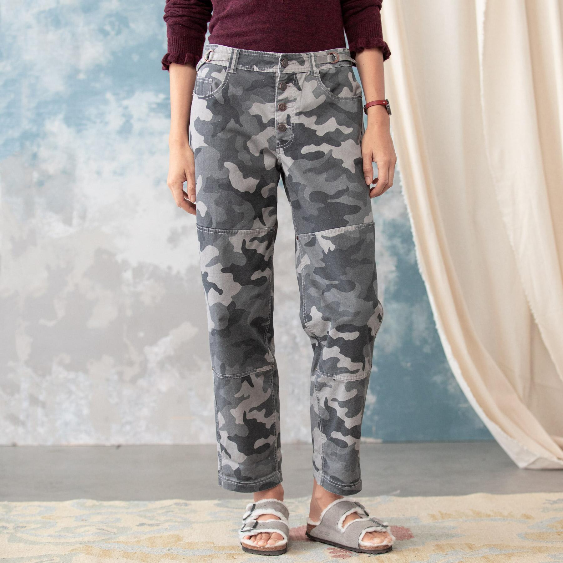 REED CAMO PANTS: View 2